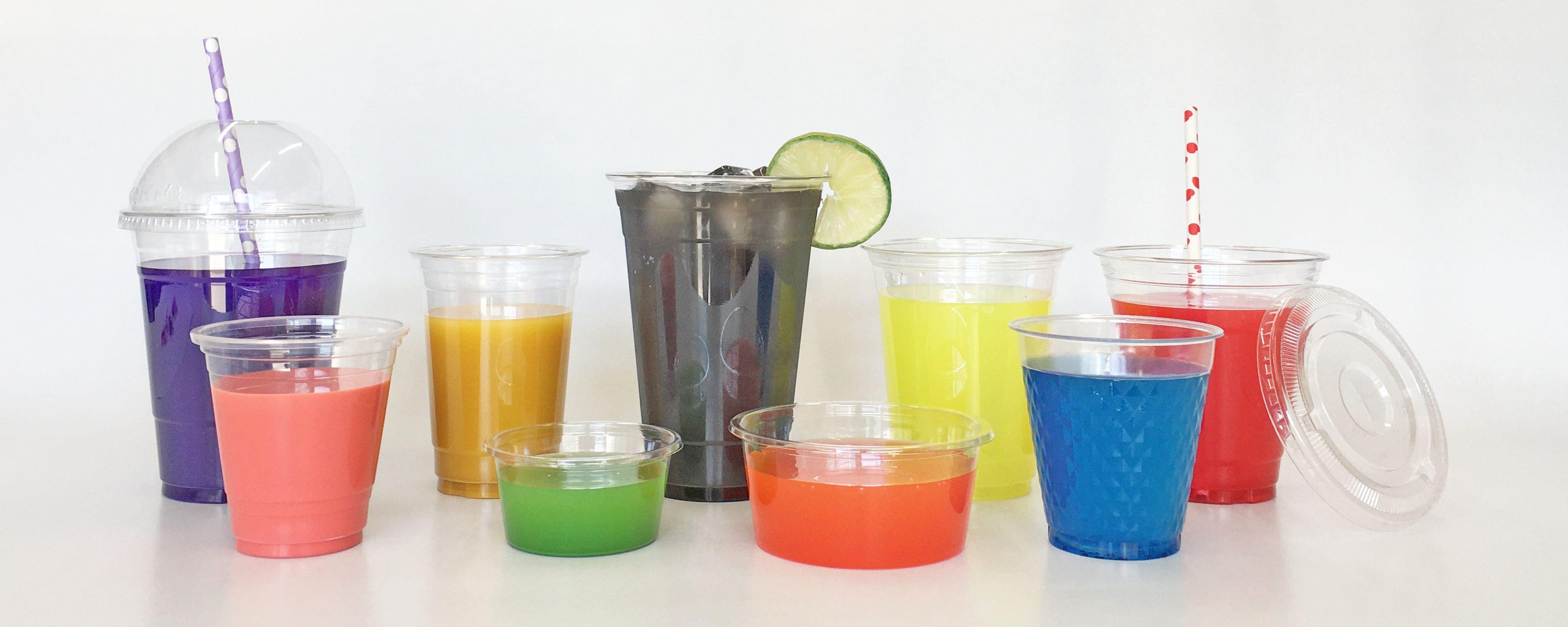 プラスチックカップイメージ画像